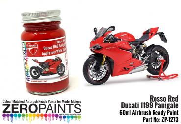 Ducati Rosso Red Paint for 1199 Panigale S 60ml